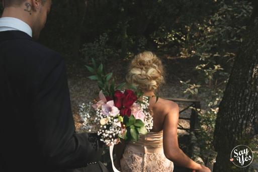 WOODLAND WEDDING STYLED SHOOT